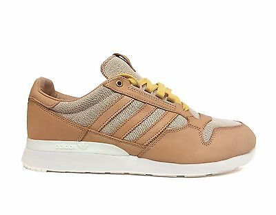 9549abb19cd6b ADIDAS ORIGINAL MEN S ZX 500 by NIGO Shoes Gold White M21518 a1 ...