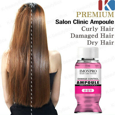 DAMAGE HAIR CARE Hair Salon Clinic Ampoule 15ml / Perfect Hair Control Ampoule