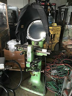 Jones & Lamson Optical Comparator & Measuring Machine - Model Pc-14