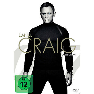 Daniel Craig Collection: James Bond - (DVD)