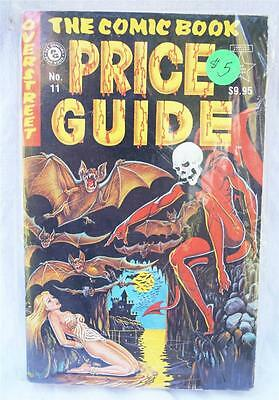 Vintage Overstreet Price Guide #11 L.B. Cole Horror Cover (1981)