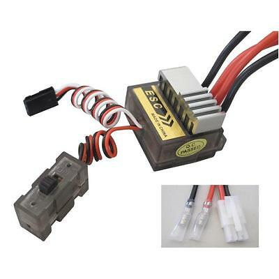 HSP 320A Brushed Speed Controller ESC for 1/10 RC Car Truck Buggy Boat