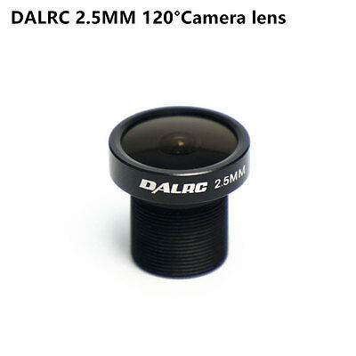 DALRC FPV 2.5mm Lens 120 Degree Wide Angle for Mini CMOS Camera NEW