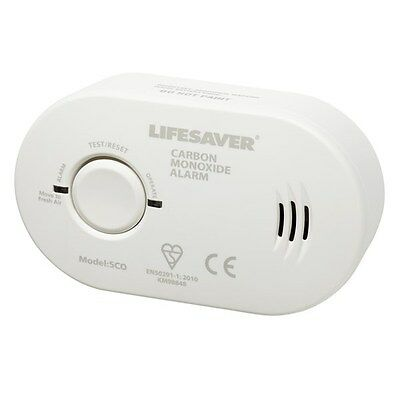 Kidde 5CO 7 Year Carbon Monoxide Alarm Detector With Batteries CO Lifesaver BNIB