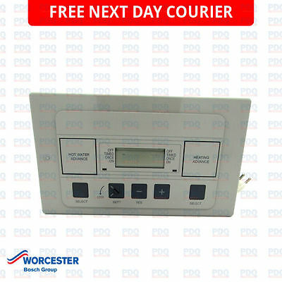 Worcester Electronic Timer T230E7 77161920070 - Brand New *free Next Day P&p*