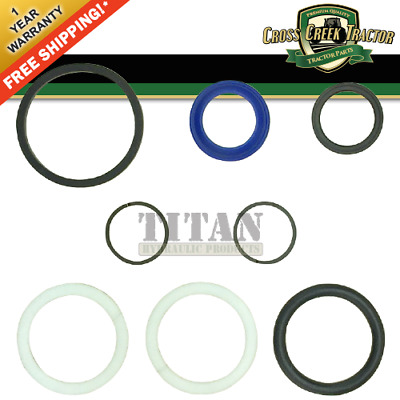 1749798EARLY NEW Massey Ferguson Power Steering Cylinder Seal Kit 230, 245