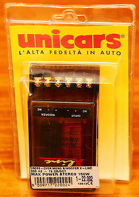 Unicars  F22.002 Crossover 150W max power stereo