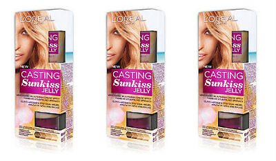 L'oreal Casting Creme Gloss Hair Color Sunkiss Jelly
