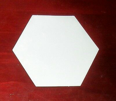 """HEXAGON,1/4"""",Template,English Paper piecing,Patchwork,Quilting,Sew,Fabric,Craft"""