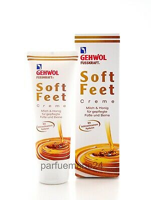 Gehwol Fusskraft Soft Feet Creme 1 x 125ml mit Hyaluron