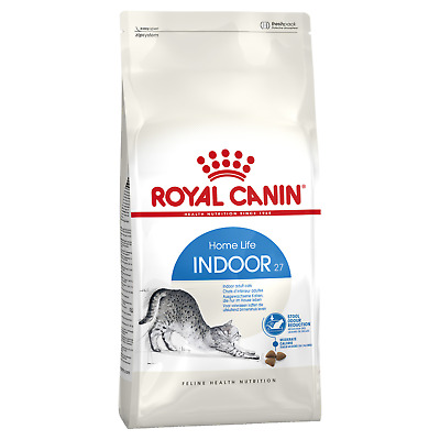 Royal Canin Indoor Cat Dry Food-4Kg