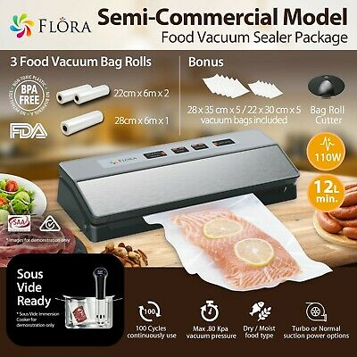 Flora Home Made Sushi Maker Roller Easy Roll Machine As seen on TV