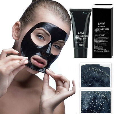 Pilaten Mineral Peel Off Blackhead Remover Nose Face Mud Mask Pore Acne Cleaner