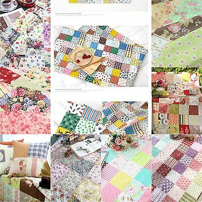 quilting fabric cotton patchwork square bundle sewing fabric craft quilt fabric