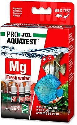 JBL Mg Magnesium Test Set Kit for Freshwater Aquarium Plant Fertiliser Control