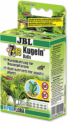 JBL The 7+13 Balls Root Fertiliser Nutrient Mineral Substrate Soil Revitaliser