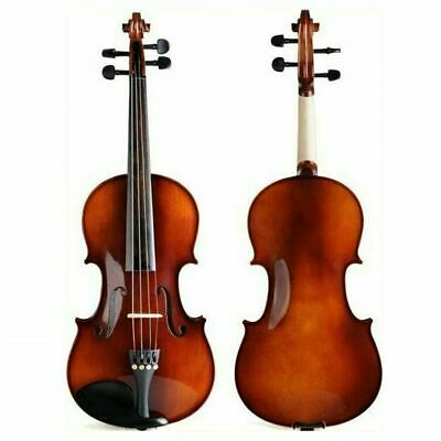 Reichel Violins 1/2 Student Violin Model Etude Outfit  Hand Carved Solid wood