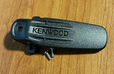 Kenwood Belt Clip #j29-0730 For Nx-200, 300, 410 Tk-5210G,5220,5310,5320,5410.