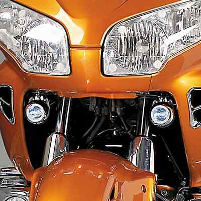 PIAA 1100X Super White Driving Lights Auxiliary Kit for Honda GoldWing GL1800