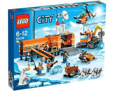 LEGO® City 60036 Arktis-Basislager NEU OVP_ Arctic Base Camp NEW MISB NRFB
