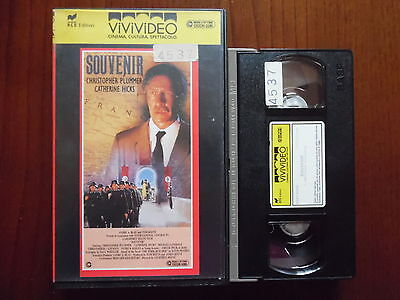 Souvenir (Christopher Plummer, Catherine Hicks) - VHS ed. Vivivideo rara