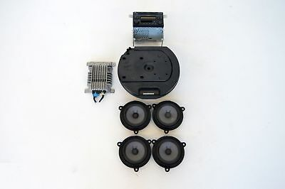 Nissan Murano 2006 Bose Sound System Speakers Amplifier 28188Cc000 28060Cb00C