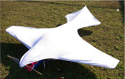 Waterproof Sunshade Airplane Fuselage Wing Protection Bag For 2M 170CC airplane