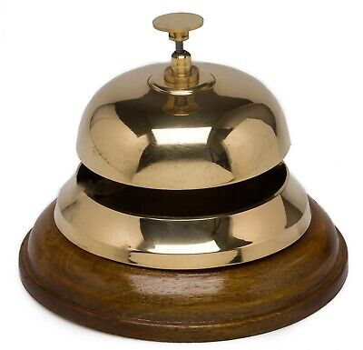 Hotel bell reception bell table jingle bell hotel reception service bell