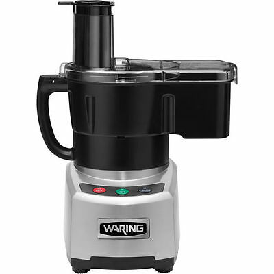 Waring Combination 4qt Commercial Heavy Duty Food Processor w/ Dicer New!!!