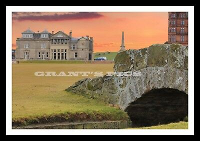 St Andrews Golf course (1) print or canvas print
