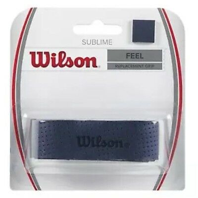 Wilson Sublime Replacement Grip - Feel - Navy - Rrp £15