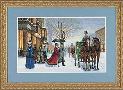 Gracious Era - Alan Maleys  - Counted Cross Stitch Kit - Gold Collection Kit