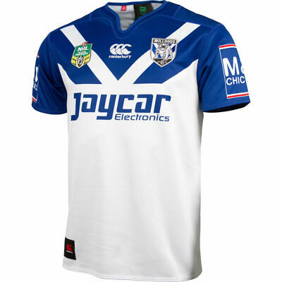 Canterbury Bulldogs Home Jersey Shirt Adults Ladies Kids All Sizes In Stock