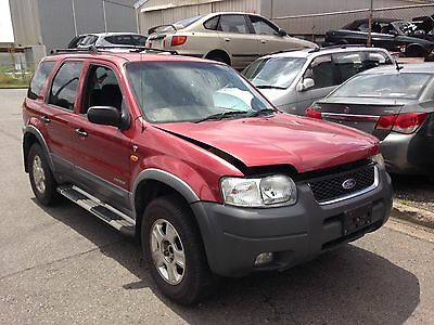 99 Ford Escape wrecking for parts.