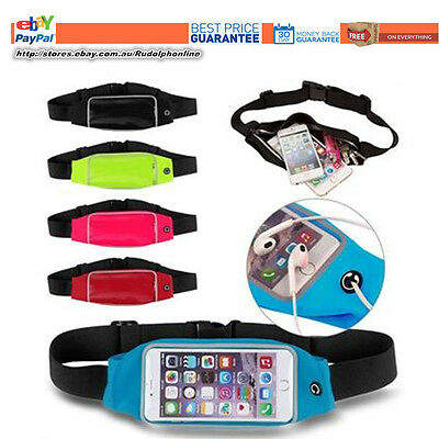 New Sports waist Wallet Jogging sport running music for iPhone 6 6S 7 & 7 plus
