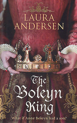 The Boleyn King by Laura Andersen BRAND NEW BOOK (Paperback, 2014)