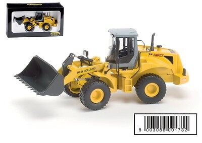 00201.2 Ros Modellino Escavatore New Holland W190B Scala 1:50