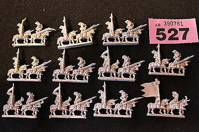 Games Workshop Warmaster Empire Knights of the Blazing Sun New Metal 10mm OOP GW