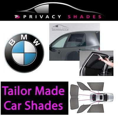 Car Window Sun Blinds Privacy UV Shades BMW 5 Series Estate F11 2010 Onwards