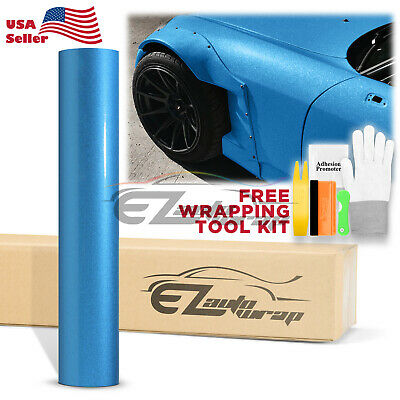 *Gloss Glossy White Vinyl Car Wrap Sticker Decal Bubble Free Air Release Film