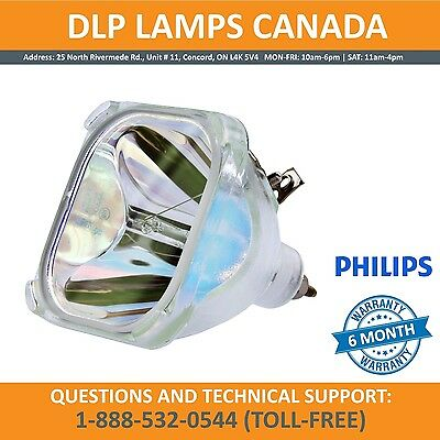 Hitachi UX21513 | LM500 Philips Replacement TV Lamp