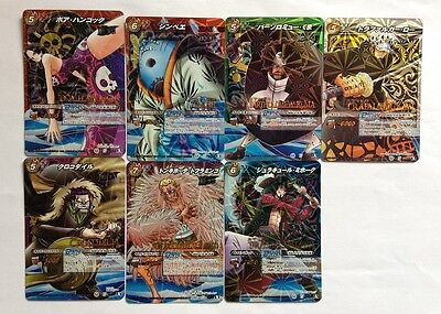 One Piece Miracle Battle Carddass Boost Set OP14 7/7