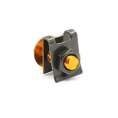 ONE Fairing Bolts Clips Spring Nuts Gold