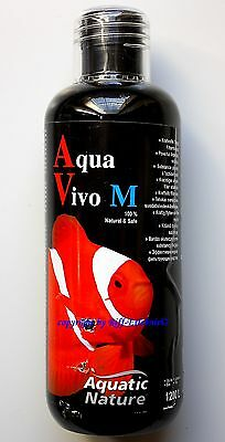 Aqua Vivo M Aquatic Nature 500ml Wasserklärer Meerwasser 24,98€/L