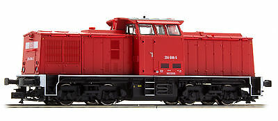 Roco 36330 TT Gauge diesel locomotive BR 204 698-5 the DB AG Epoch V