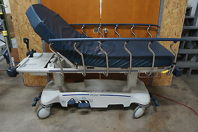 Stryker 1007 Transport Stretcher 700LB with Pad ~ DOM Mid 2009