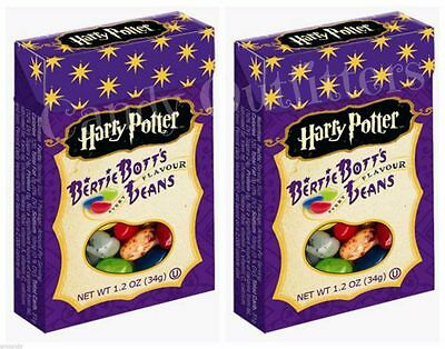 American Harry Potter Bertie Botts Beans 34g by Jelly Belly from Peripheral x 2