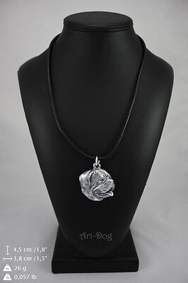 French mastiff, Dog de Bordeaux Necklace Pendant, High Quality, Exceptional Gift