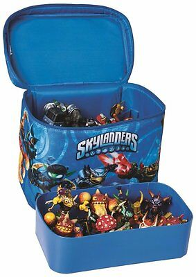 Official Skylanders Figure Storage Tote Travel Bag - Holds up to 20 Figures!