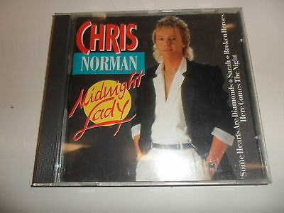 CD  Chris Norman  ‎– Midnight Lady